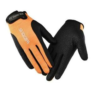 Cycling Breathable Non-Slip Touch Screen Gloves Outdoor Mountaineering Climbing