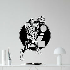 Green Lantern Wall Decal Comic Book Superheroes Vinyl Sticker Decor Mural 106zzz