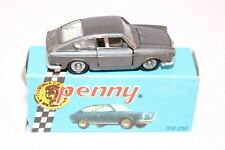 Penny politoys 0/30 Fiat 850 Coupe perfect mint in box a beauty