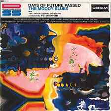 THE MOODY BLUES ( NEW CD ) DAYS OF FUTURE PASSED ( REMASTERED + BONUS TRACKS )