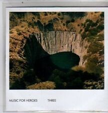 (DE517) Music For Heroes, Three - 2004 DJ CD