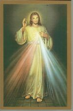 Prayer in Troubled Times Serapic Mass Association Holy Card 2004