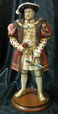 NIB King Henry VIII of England Figurine Figure Statue The House of Tudor
