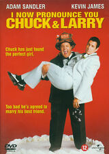 I NOW PRONOUNCE YOU CHUCK & LARRY - DVD - ADAM SANDLER - KEVIN JAMES
