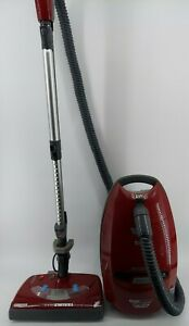 Kenmore Intuition Quiet Guard Canister Vacuum Cleaner Model 116.29914901 Red