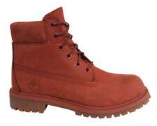 Calzado de niño rojos Timberland