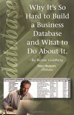 Why It's So Hard To Build A Business Database: And What To Do About It-ExLibrary