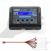 HTRC AC DC 150W 10A RC Car traxxas Lipo LiFe NiMH Balance Charger discharger