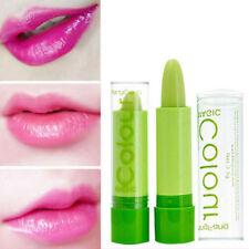 Magic Temperature Change Color Lipstick Moisture Green to Pink Lip Balm