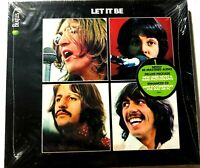 Let It Be [Digipak] by The Beatles (CD 2009, Apple Records)