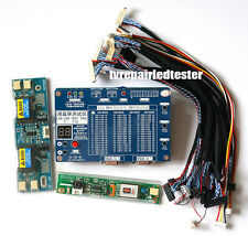 """Laptop TV Computer Repair Tool LCD LED Panel Tester Support 7 -84"""" LVDS Screen"""