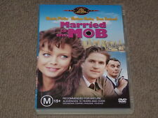 Married To The Mob - R4 (DVD) Michelle Pfeiffer
