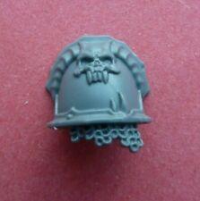NEW Chaos Marines Terminator SHOULDER PAD (C) - Bits - 40K
