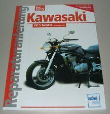 Reparaturanleitung Kawasaki ER 5 Twister ab Modelljahr 1997 Reparatur Buch NEU!