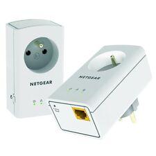 Netgear XAVB5421-100FRS – Pack de 2 Adaptateurs CPL 500 avec Prise Filtrée et...