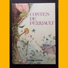 CONTES DE PERRAULT illustrés par G. et S. Tourrett 1976