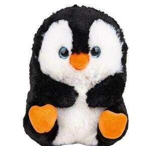 "7"" Belly Buddy Penguin Plush Stuffed Animal Ocean"