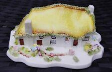 "Coalport Cottage OLD ""MOTHER HUBBARDS COTTAGE"" SUPERB EXAMPLE MINT RARE!"