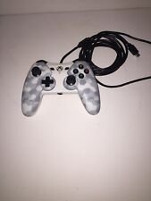 PowerA 1503454-01 Xbox One Wired Controller Arctic White Camo