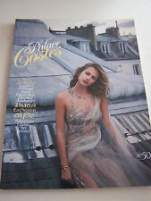 MAGAZINE PALACE COSTES N° 50 , MODE , ARTS ET CREATIONS PARIS . NORA ARNEZEDER .