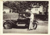 Rare Vintage Old Photo of 1914 MONROE ROADSTER Car Automobile Coby Whitmore Son