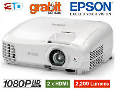 Epson EHTW5300 Full HD 1080p Home Theatre 3D Projector EH-TW5300 - FREE POSTAGE