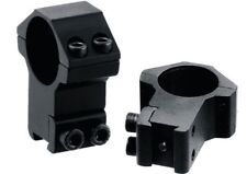"Scope Rings Set New 11mm Dovetail High Profile 1"" Rifle Shotgun Scope Rings 2pcs"
