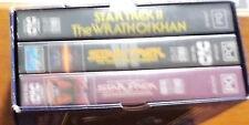 Star Trek Boxed Set VHS Tapes Collector's Editon 2