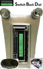 1963-67 Corvette  AM FM Stereo Radio w/ Speaker No AC --230DF