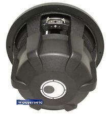 """SXX10D4 RE AUDIO 10"""" CAR SUB 2000W DUAL 4 OHM SXX LOUD BASS SUBWOOFER SPEAKER"""