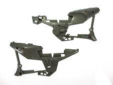G.I. Joe/Cobra Part_1985 Silver Mirage Motorcycle Body Frame W/Decals!!!