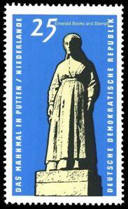 EBS East Germany DDR 1965 Putten Memorial Netherlands1141 MNH**