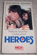 Heroes VHS Henry Winkler Sally Field