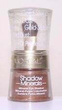 X6 L'Oreal Color Minerals Eye Shadows 12 Rose Gold (6 PER PURCHASE)