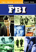 The FBI: The Third Season Part Two [New DVD] Manufactured On Demand, Full Fram