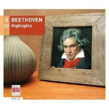 BEETHOVEN HIGHLIGHTS 3 CD NEW!