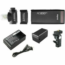 Godox AD200Pro pocket Flash light 200Ws TTL  1/8000 HSS 500Flashes at full power