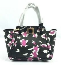 JUICY COUTURE LEATHER HANDBAG SMALL WING TOTE BAG