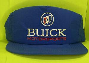 buick motorsports snapback