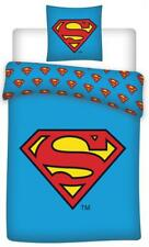DC COMICS ~ 'Superman' Single Bed Quilt Cover Set