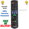 Original Panasonic Remote Control for BLU RAY DISC PLAYER / HDD RECORDER