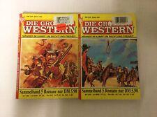 """Die Großen Western Sammelband 482 & 485 Kelter """"Wildwest-Roman"""" Geschenk"""