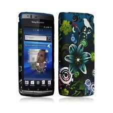 Housse étui coque gel pour Sony Ericsson Xperia Arc / Arc S motif HF09