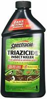 Spectracide Triazicide Insect Killer For Lawns Landscapes Concentrate,32-Ounce
