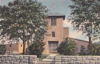 Postcard Oldest Church U.S. San Miguel Mission Santa Fe NM