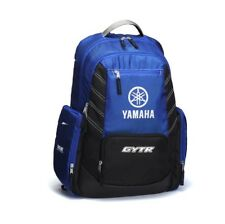 Official Yamaha GYTR Paddock Blue Bag Backpack