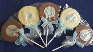 PETER RABBIT/BEATRIX CHOCOLATE LOLLIPOPS/SWEETS PARTY BAG FILLERS/BIRTHDAY GIFT