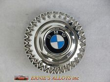 """BMW OEM Center Caps #3613-1180777, chrome clad appx. 6.5""""  #1013"""