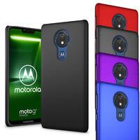 """For Motorola Moto G7 Power 6.2"""" - Ultra Slim Hard Case Thin Hybrid Armour Cover"""