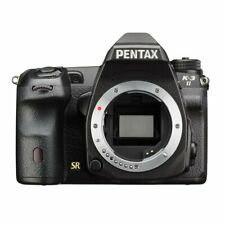 Pentax K-3II Pentax DSLR Body Only International Version No Warranty